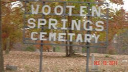 Wooten Springs Church & Cemetery