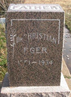 Dr Christian Eger