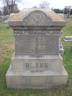 John G. Blank