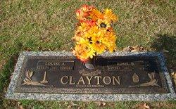 Louise <i>Aurich</i> Clayton