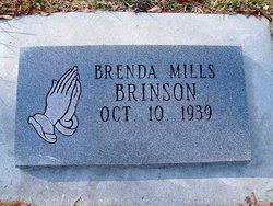 Brenda <i>Mills</i> Brinson