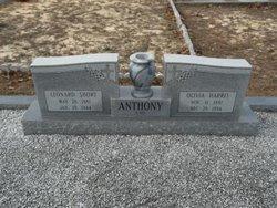 Leonard Short Anthony