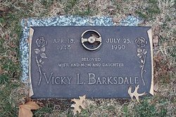 Vicky Lynn <i>Jones</i> Barksdale