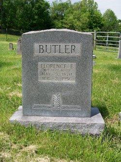 Florence E. <i>Coakley</i> Butler