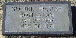 George Presley Boyleston