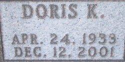 Doris K <i>Smith</i> Anders