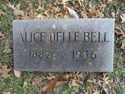 Alice Delle <i>Clem</i> Bell