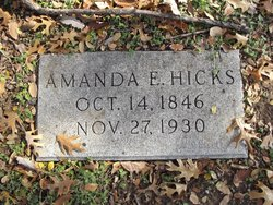 Amanda Hicks