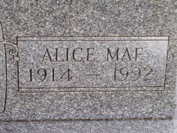 Alice M <i>Lord</i> Crites
