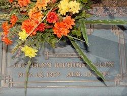 Joycelyn <i>Richins</i> Allen