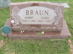 Clara <i>Berchtold</i> Braun