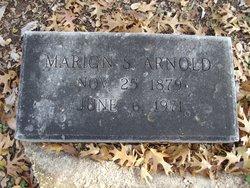 Marion Smith Arnold