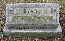 Georgina <i>McMillen</i> Evans