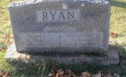 Antoinette S Toni Ryan