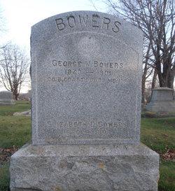 George W Bowers
