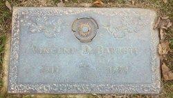 Vincent D Barrett, Sr