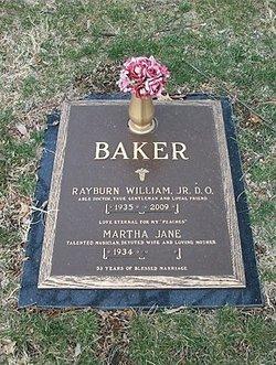 Dr Rayburn William Baker, Jr