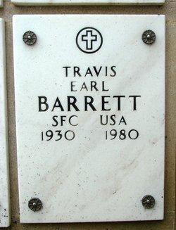 Travis E. Barrett