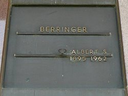 Albert Spurey Berringer