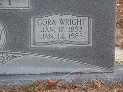 Cora Jane Mooma <i>Wright</i> Autry