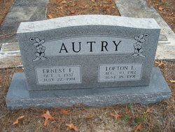 Ernest F Autry