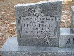 Elvin Ervin Autry