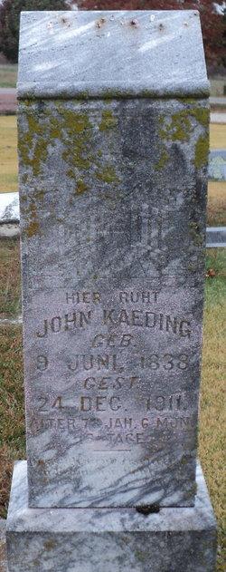 John Kaeding
