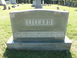 William Edward Lillard