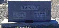 Sallie <i>Brown</i> Banks