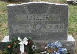 Solomon D Ditzler