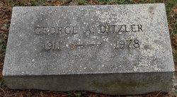 George A Ditzler