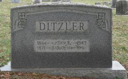 John Benjamin Ditzler