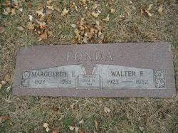 Marguerite E Fonda