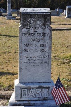 George Grady Bass