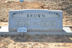Alanson Wesley Lance Brown