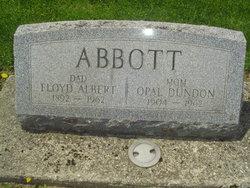 Opal M. <i>Dundon</i> Abbott