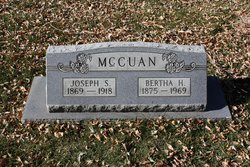 Bertha Hastain McCuan