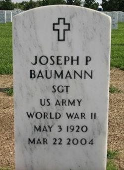 Joseph P Baumann