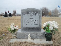 Mary Lee <i>Goforth</i> Daledovich