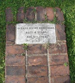 Gerard Irvine Henderson
