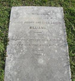 Eliza <i>Barron</i> Williams