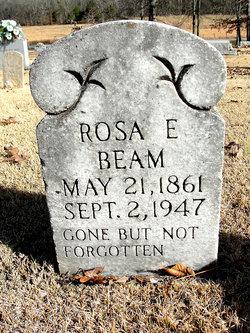 Rosa E. Beam
