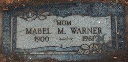 Mabel M. Warner