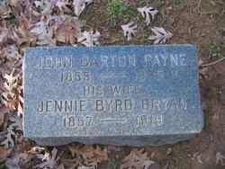 Jennie Byrd <i>Bryan</i> Payne