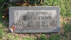 Mary L <i>Buehler</i> Fromm