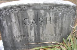 Darthulia <i>Allen</i> Cash