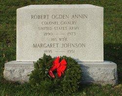 Edith Margaret <i>Johnson</i> Annin