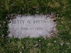 Betty <i>Quandel</i> Brennan