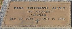 Paul Anthony Alvey
