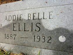 Addie Belle <i>Mosier</i> Ellis
